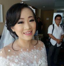 Wedding Day of  Levina & Albert by Reborn Beauty by Katarina Lidya MUA