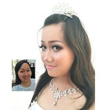 Wedding Makeup by VanityFame