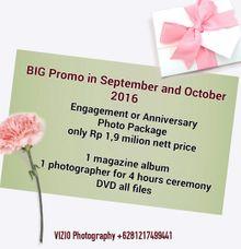BIG PROMO by Vizio Photography