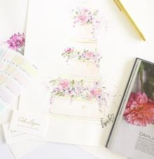 Design Process and your Consultation by Cake Bijou