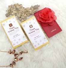 Golden Envelope by Ribbonade.envelope
