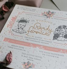 Randy & Feironica by The Fine Press