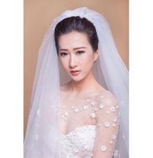 Bridal make up by efelin make up artist