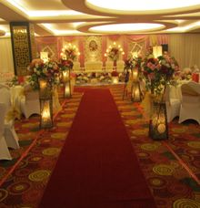 Golden Phoenix Ballroom by Merlynn Park Hotel