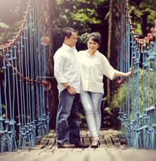 Prewedding Ryasti & Irfan by DUAARTS PHOTOGRAPHY