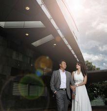 Tony & Iin Prewedding by Matadigital