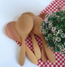 Wooden Spoon by La Dame in Wood