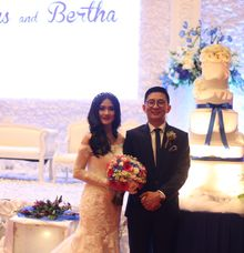 Julius & Bertha Wedding by KEYS Entertainment