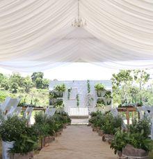 Modern Greenery and Rustic Setup by Club Ananda