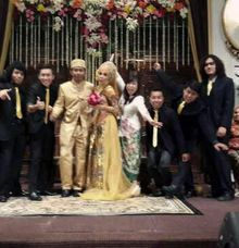 Jazz Entertainment & MC - Ichsan & Rosa by Jazz Wedding Organizer & Entertainment