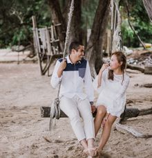 PREWEDDING - FARA & HADI by Criticalepisode