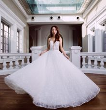 The Adelle Gown by Giorgia Couture
