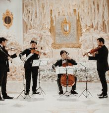 Windsor & Gabriela Wedding at Fairmont Hotel Jakarta by Gio Music Entertainment