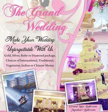 The Grand Wedding by Merlynn Park Hotel