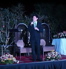 Teng-Hsuan and Jessica Wang Wedding by Jeffrey Yu - Wedding Host / Wedding Emcee