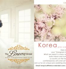 Korean Concepts by The Louvre Bridal