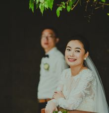 The Wedding of Liu Yang & Niu Yue by The Right Two