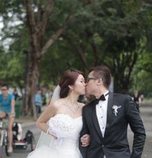 Ler and Valerie by Craft Weddings