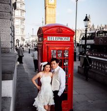 London pre-wedding photography with a pregnant bride first time by TheSnapshotCafe