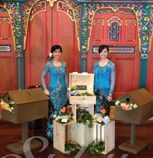 Wedding Marcel & Liana by STILETTO PAGAR AYU
