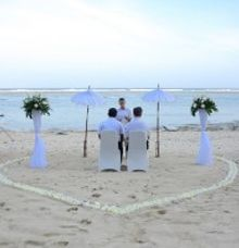Wedding of Mark & Arif by Bali Rainbow Weddings