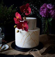 Orchid Kintsugi by Keik by Li San
