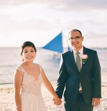 Boracay Weddings & Engagements by Owen and Nikka Wedding Photography