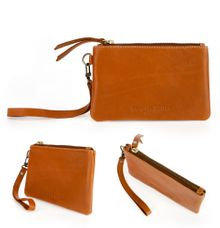 pouch by GAMMARA LEATHER SOUVENIR