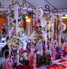 Rhen and Lalaine's Wedding by Event Styling by Fleur Architect