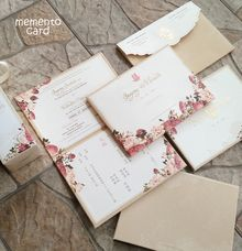 The Wedding of Sugeng & Ciendra by Memento Card