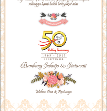 Wedding Anniversary by Indah Baru