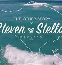 The Other Story on the Wedding of Steven and Stella by Picomo