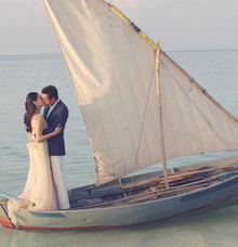Maldives Wedding by Lovell Productions