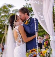 WEDDING IN PARADISE - John & Mayumi by Dannavie Chanyongco