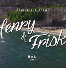 Henry & Friska Bali Pre-Wedding Behind the Scene by Picomo