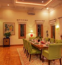 THE SAHITA DINNING ROOM by The Sahita Luxury Residence & Villa