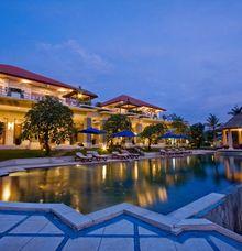 THE SAHITA POOL VIEW by The Sahita Luxury Residence & Villa