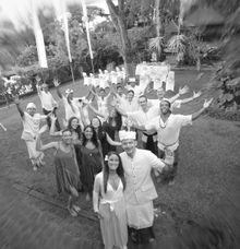 WEDDING AT THE WATER PALACE by TIRTA AYU HOTEL, TIRTAGANGGA - THE WATER PALACE