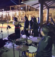 Wedding of David and Minh by NEXTBEAT BAND BALI