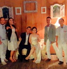 Wedding of Ferry and Sandra by NEXTBEAT BAND BALI