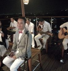 Wedding at Ayana by NEXTBEAT BAND BALI