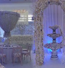 7 sky event agency wedding decoration lighting in jurmala winter wonderland by 7 sky event agency junglespirit Gallery