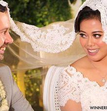 The Wedding of Drg Lita & Ronni Truscheit by Hotel Santika Premiere Bintaro