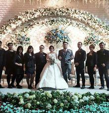 The Wedding Of Daniel & Merry by Finest Organizer