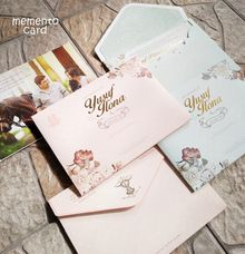 The Wedding of Yusuf & Ilona by Memento Card