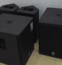 Sound System by CV Bali Stage Expotama
