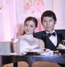 Ivan and Jackie Pua Wedding by RJ Ledesma