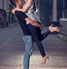 Couple Agus & Rere by Friesma Photography