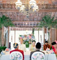 Tony & Dian's Wedding by Bantu Manten wedding Planner and Organizer