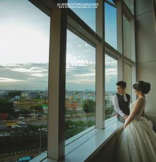 WeddingDay  Tirta&Anne by KianPhotomorphosis